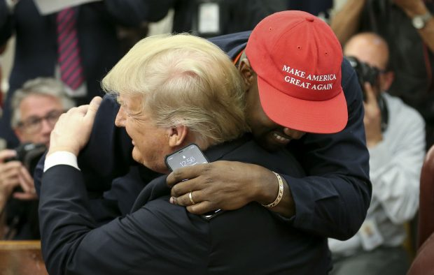 Watch Kanye West meet with Donald Trump at The White House beb474a0a9f