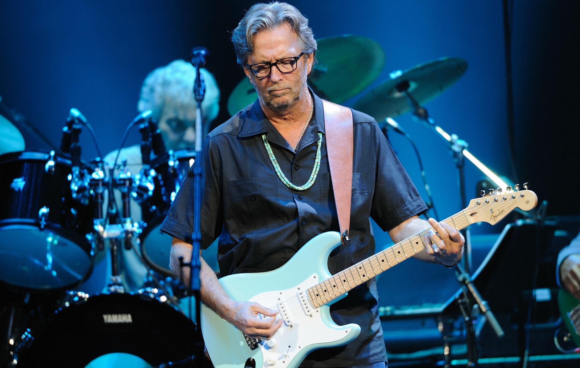 Eric Clapton Announces Three Nights At London S Royal