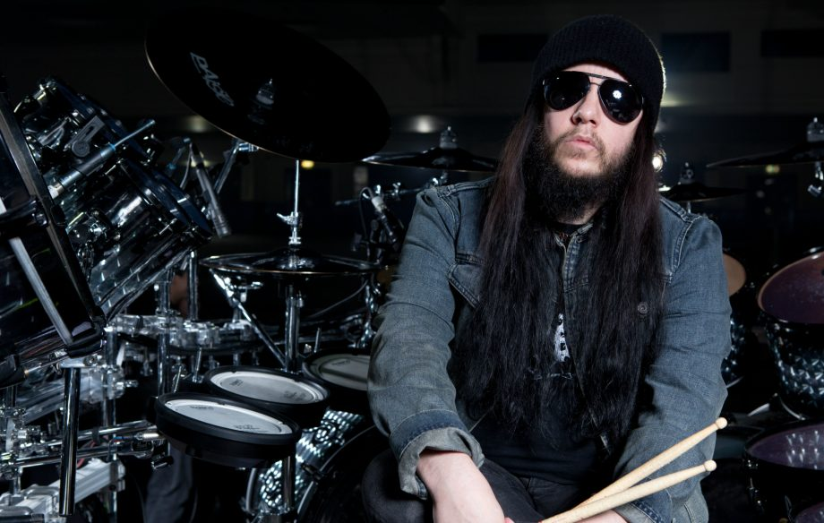 Former Slipknot drummer Joey Jordison is working on an autobiography
