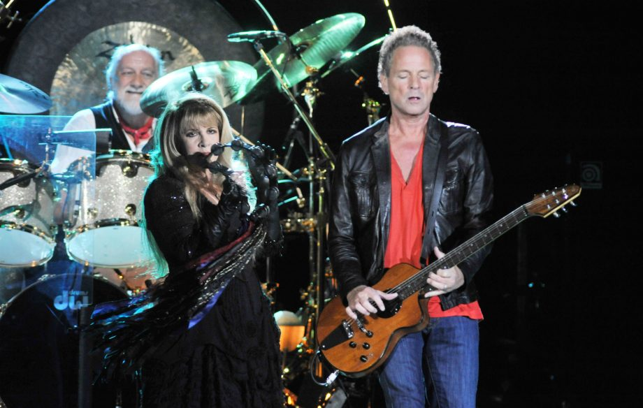 """It was too challenging"": Fleetwood Mac say Lindsey Buckingham left after feud with Stevie Nicks"