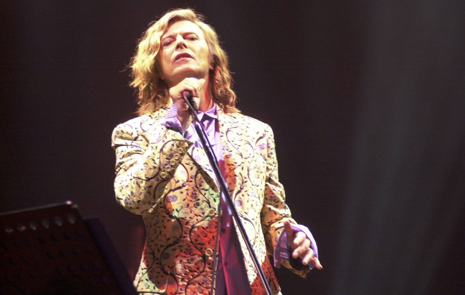 Glastonbury 2000: The night Bowie reclaimed his legend - NME