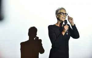 Jamie Lee Curtis shares her