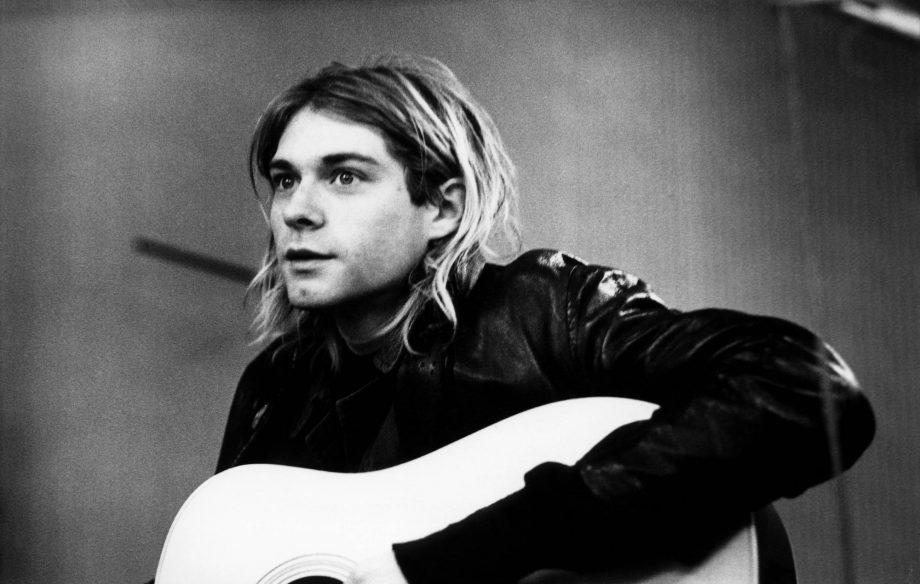 Resultado de imagen para kurt Cobain
