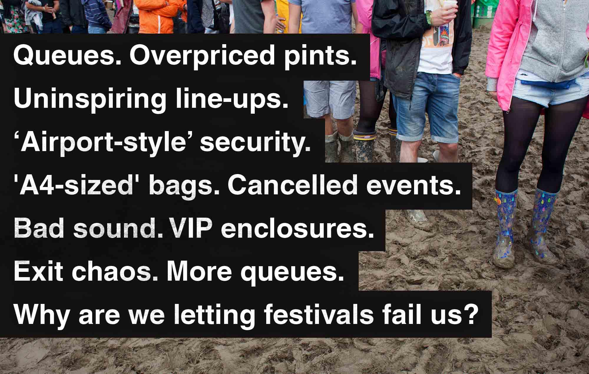Make Festivals Great Again