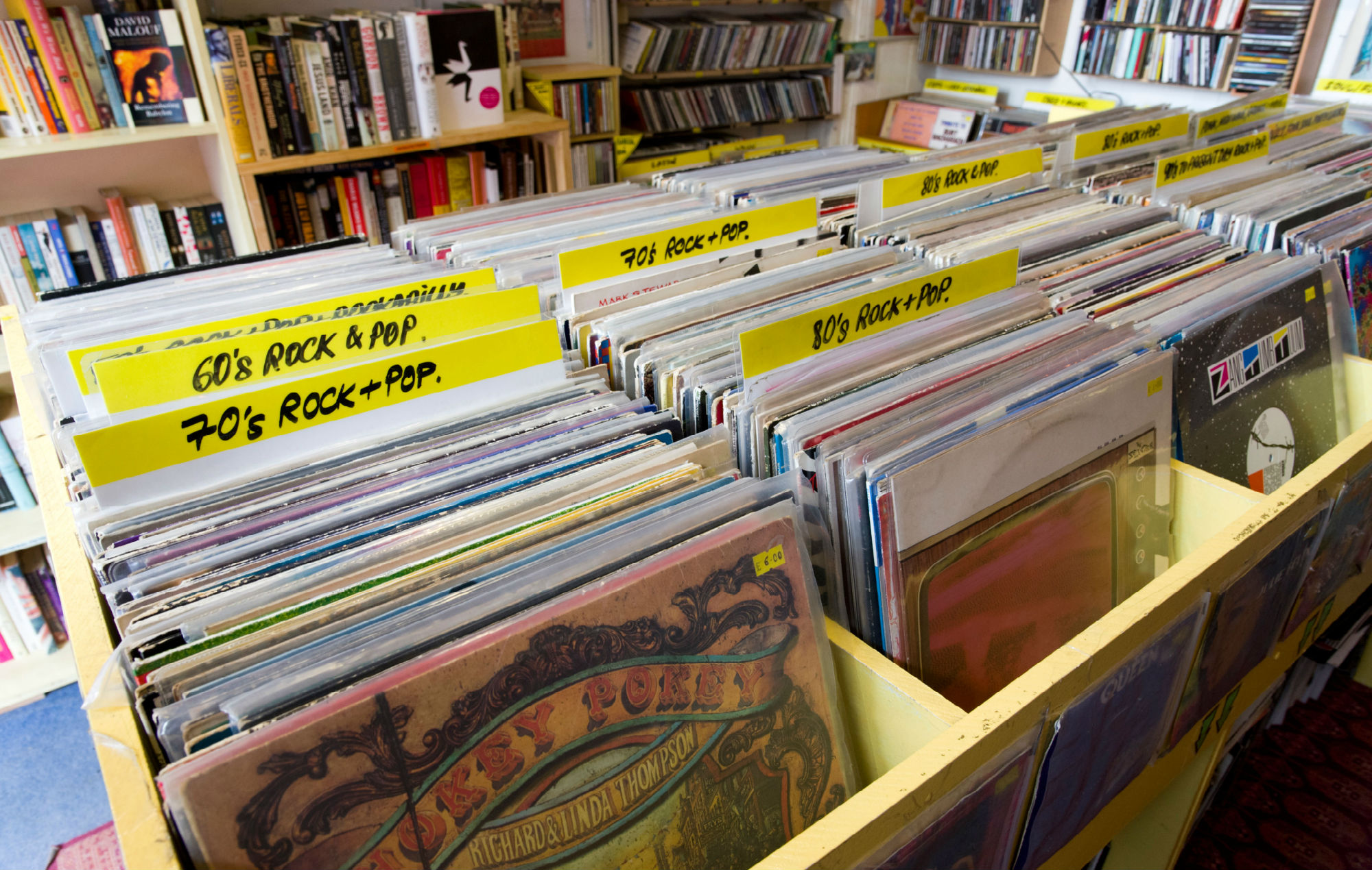 Record Store Day Black Friday Event Announces Exciting