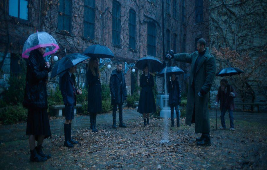 'The Umbrella Academy' announces three new stars for season 2