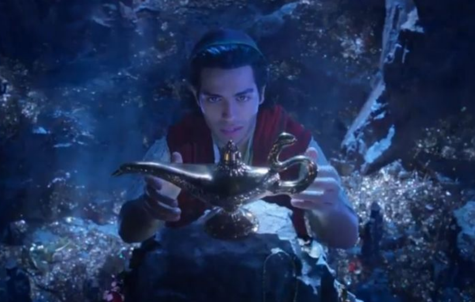 Watch The First Trailer For Disney S Live Action Aladdin