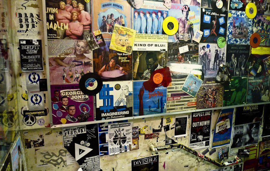 Amoeba Music, Los Angeles, USA
