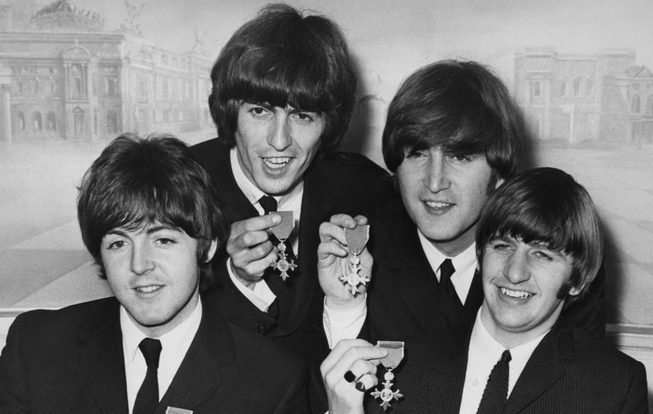 A 'forgotten' photo of The Beatles has finally been developed – 55 years after it was originally taken
