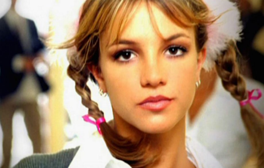 58295b716 The Story of Britney Spears' '...Baby One More Time'