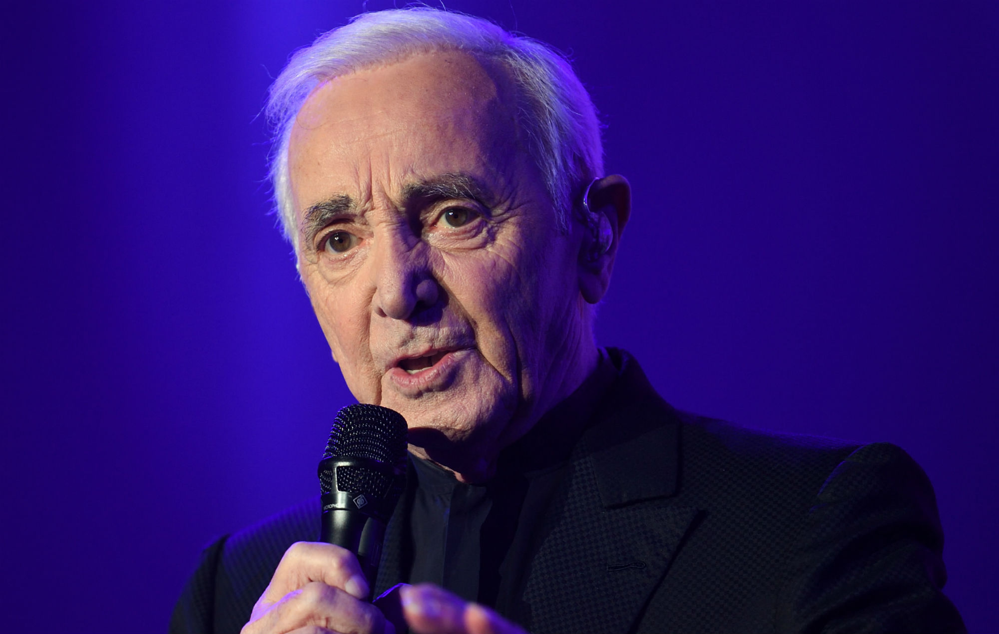 Charles Aznavour Has Died Aged 94