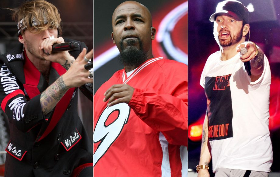 Tech N9ne reveals how his own track sparked Machine Gun Kelly's feud