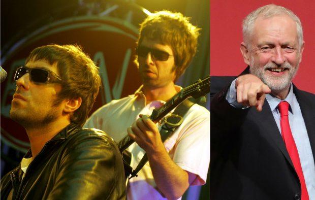 noel 2018 prime Noel Gallagher would reform Oasis to stop 'lunatic' Jeremy Corbyn  noel 2018 prime