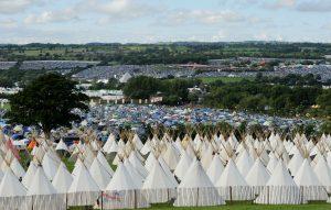 Glastonbury 2019 accommodation extras go on sale this Saturday