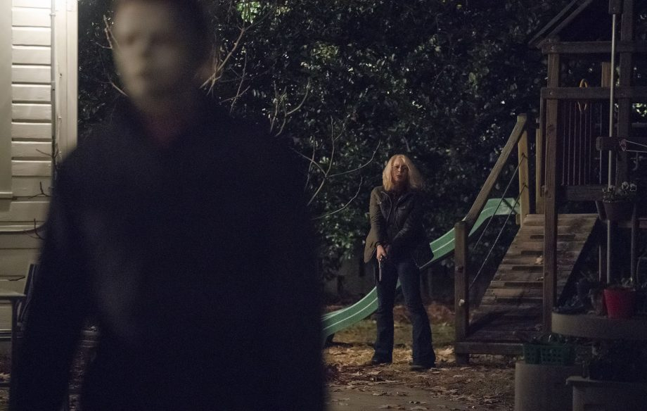 Halloween Film Review 40 Years On Michael Myers Has Still Got It