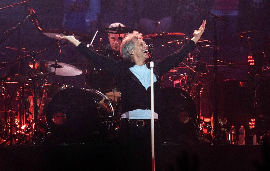 Bon Jovi 2020 Tour Bon Jovi announce massive UK stadium tour for 2019