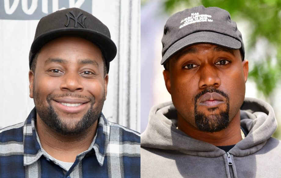 """'SNL""""s Kenan Thompson says Kanye West held show's cast members 'hostage'"""