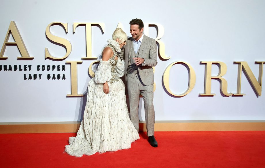 Listen to Lady Gaga and Bradley Cooper's A Star Is Born