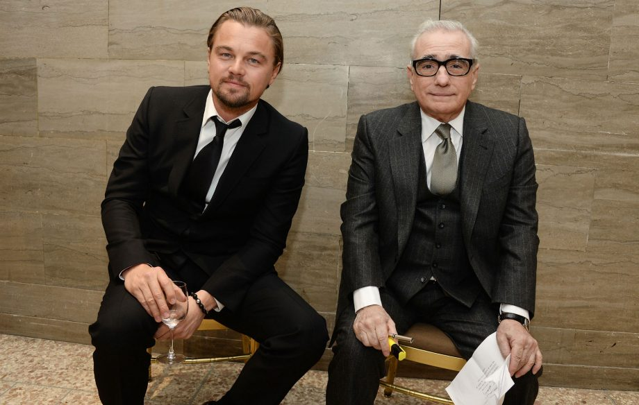 Leonardo DiCaprio and Martin Scorsese team up for their sixth film together, 'Killers of the Flower Moon'