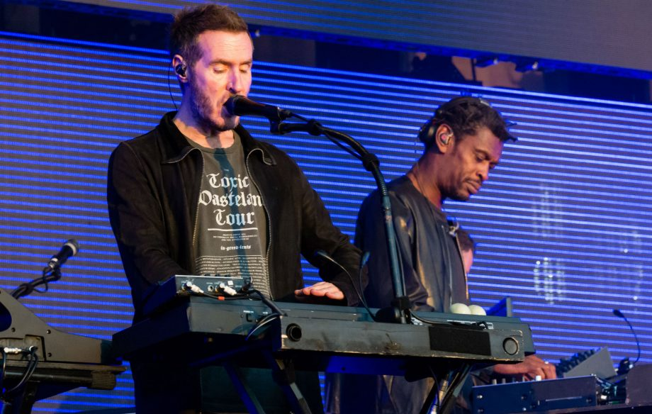 """I'm happy for it to be unpredictable"": Massive Attack talk about 'Mezzanine' tour in new interview"