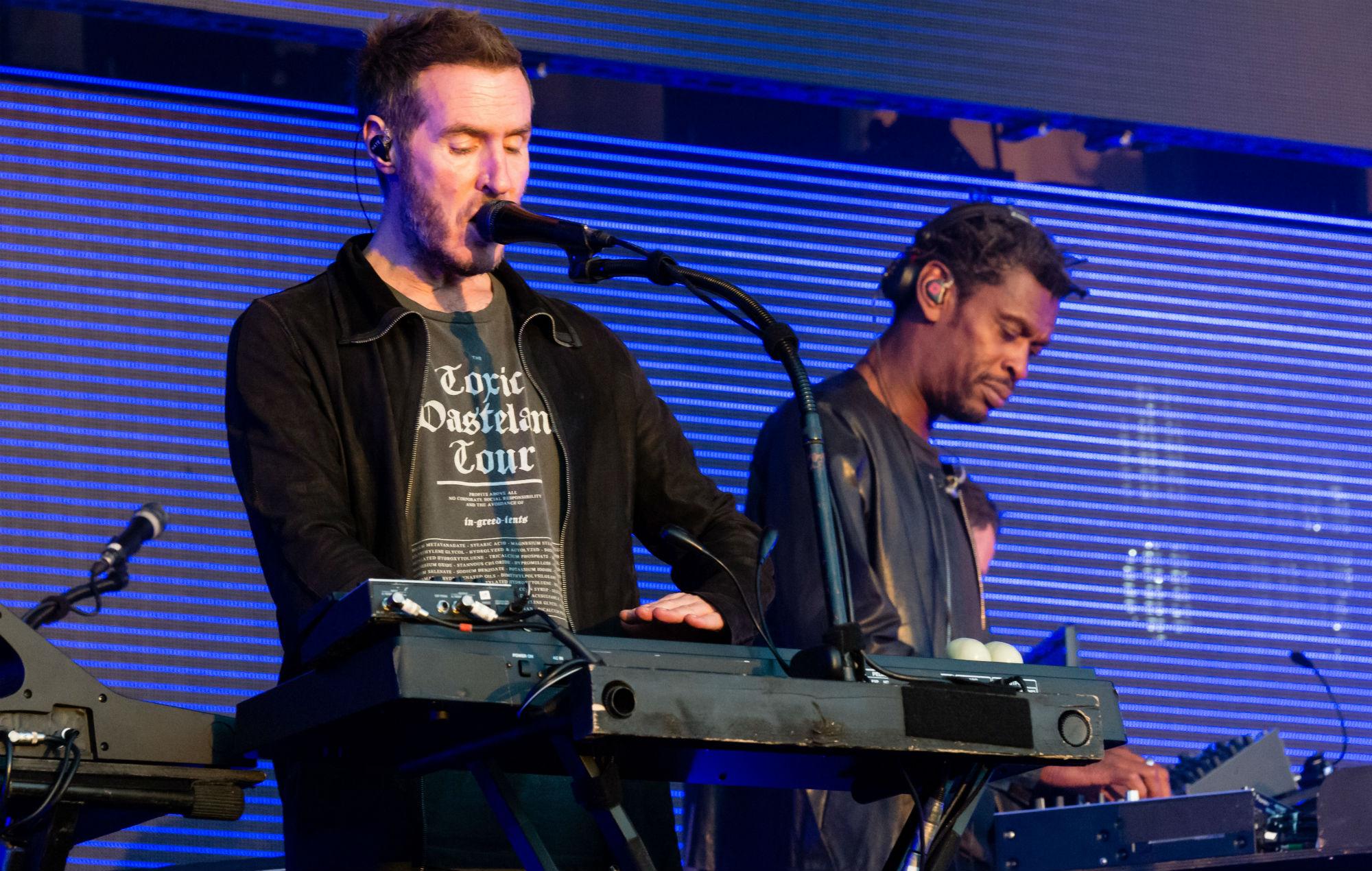 Massive Attack Reissue Mezzanine As A Can Of Black Spray