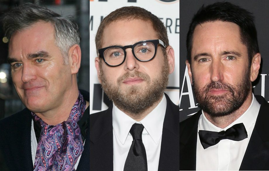 Watch Jonah Hill describe email conversations with Trent Reznor and 'best friend' Morrissey