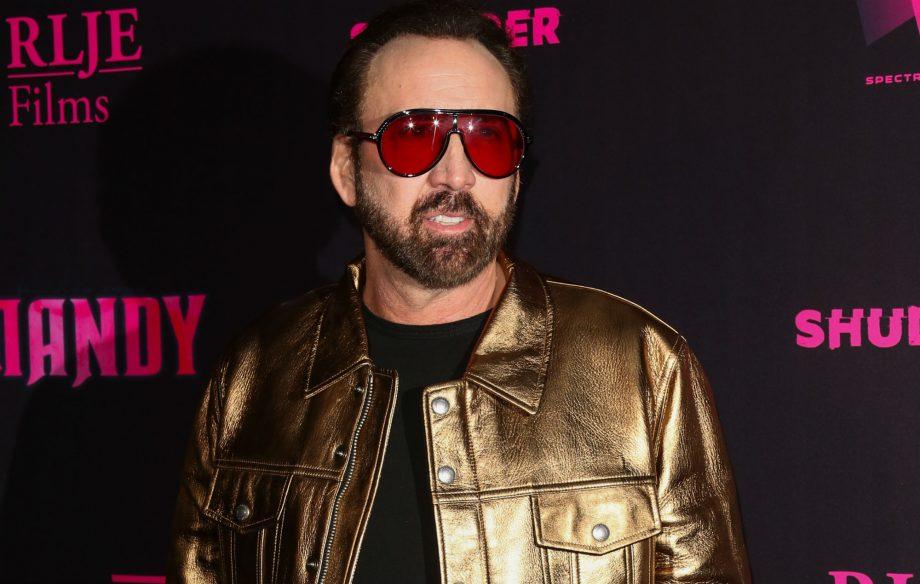 Watch Nicolas Cage's angry cover of 'Purple Rain' at a karaoke bar