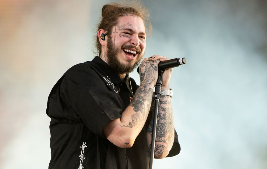 Post Malone unveils line-up for second annual Posty Fest