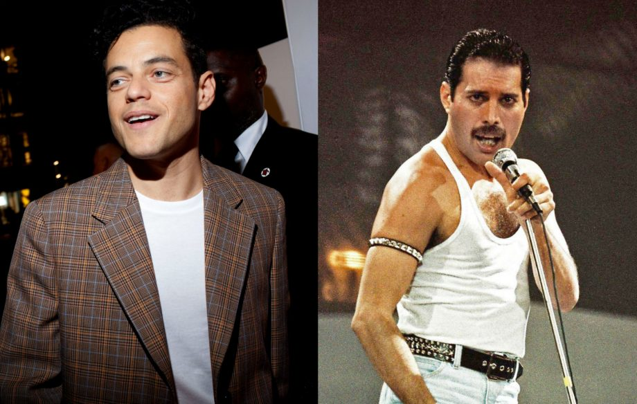 Watch Rami Malek Transform Into Freddie Mercury For Bohemian Rhapsody