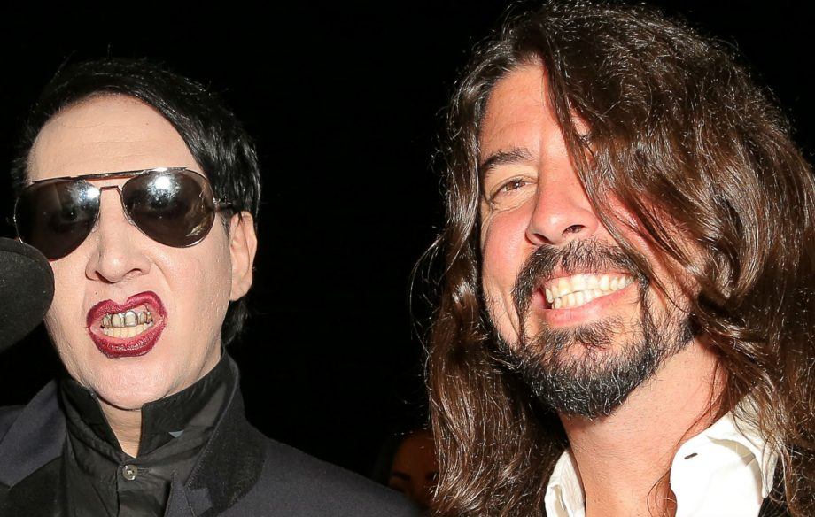 Dave Grohl speaks out on how Marilyn Manson helped kill the '90s grunge scene