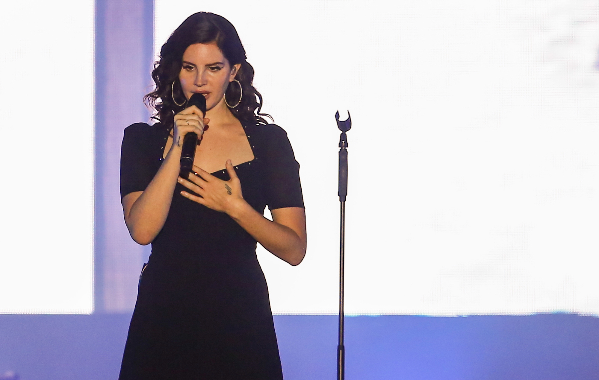 Hear 'Looking For America', Lana Del Rey's song about the US shootings
