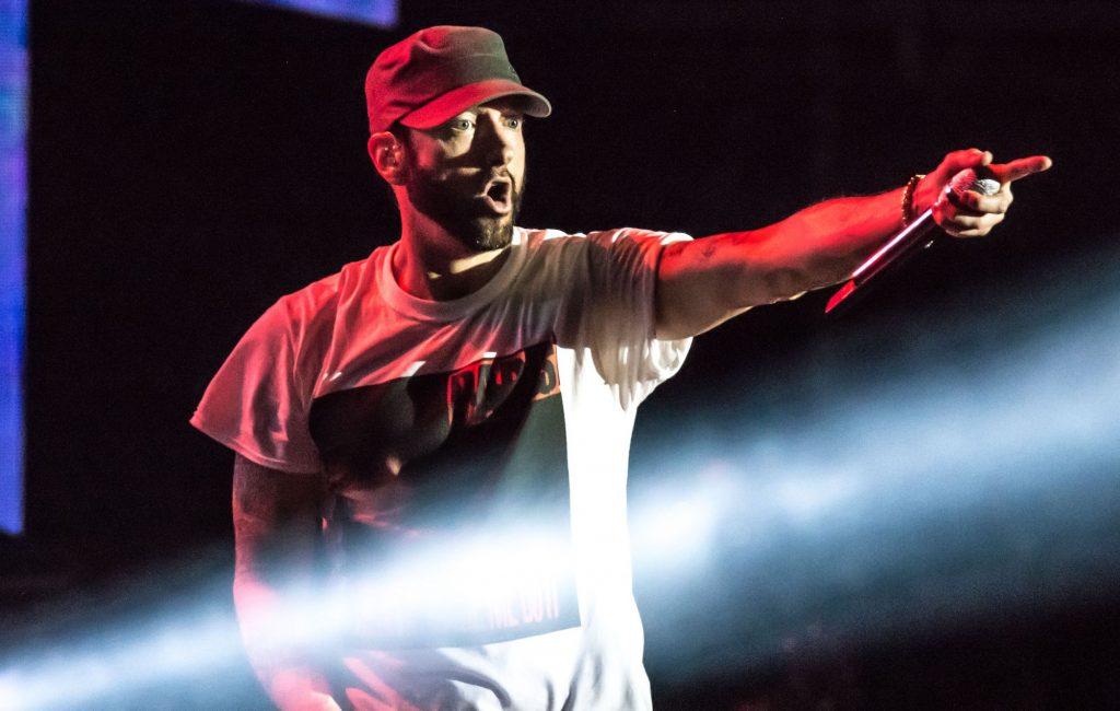 Eminem suspect