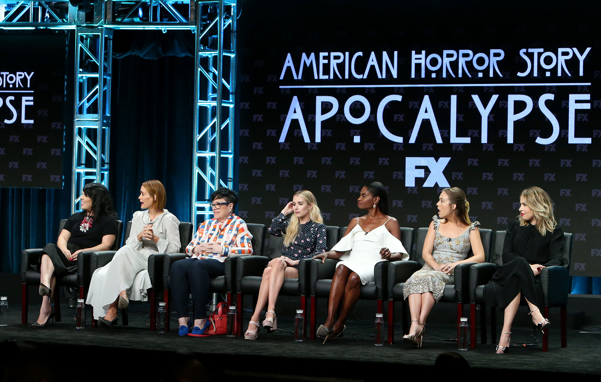 Fans rejoice! 'American Horror Story: Apocalypse' Is Ryan