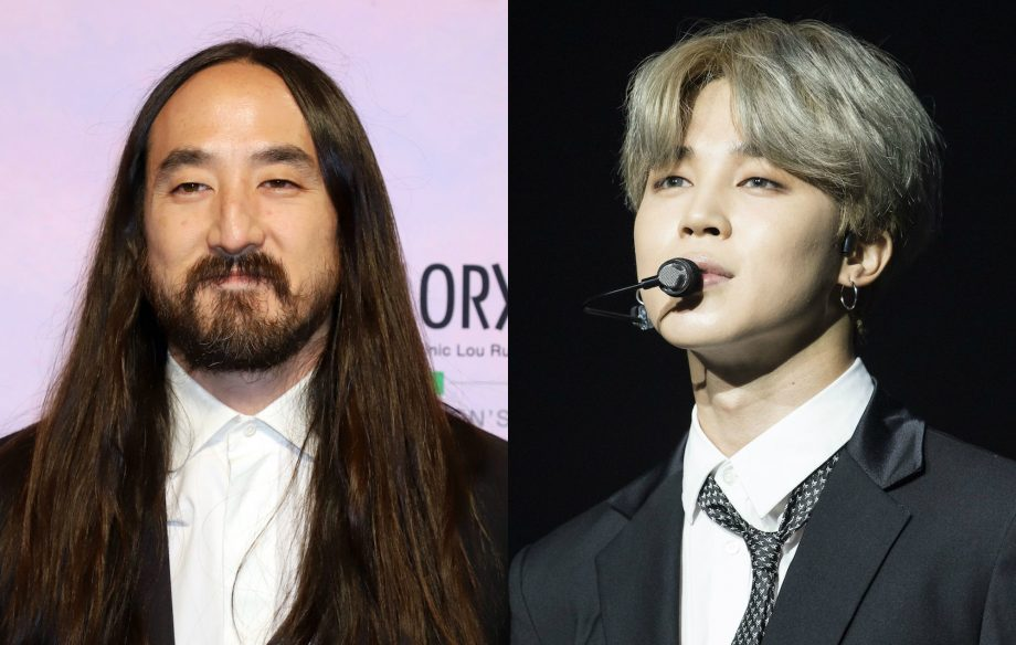 Listen to BTS' first full song in English as Steve Aoki