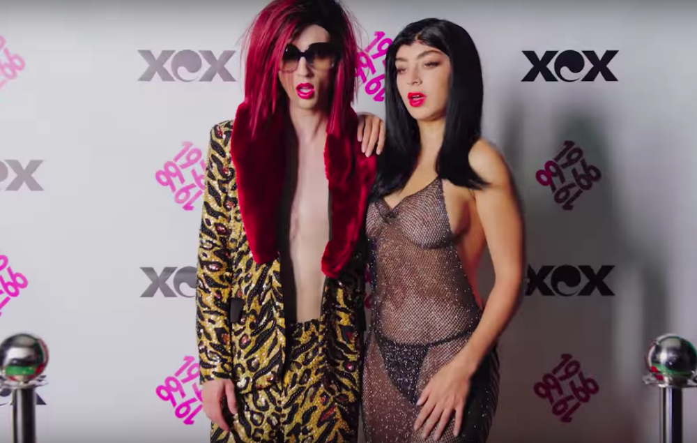 Decoding The 90s References In Charli Xcx And Troye Sivan