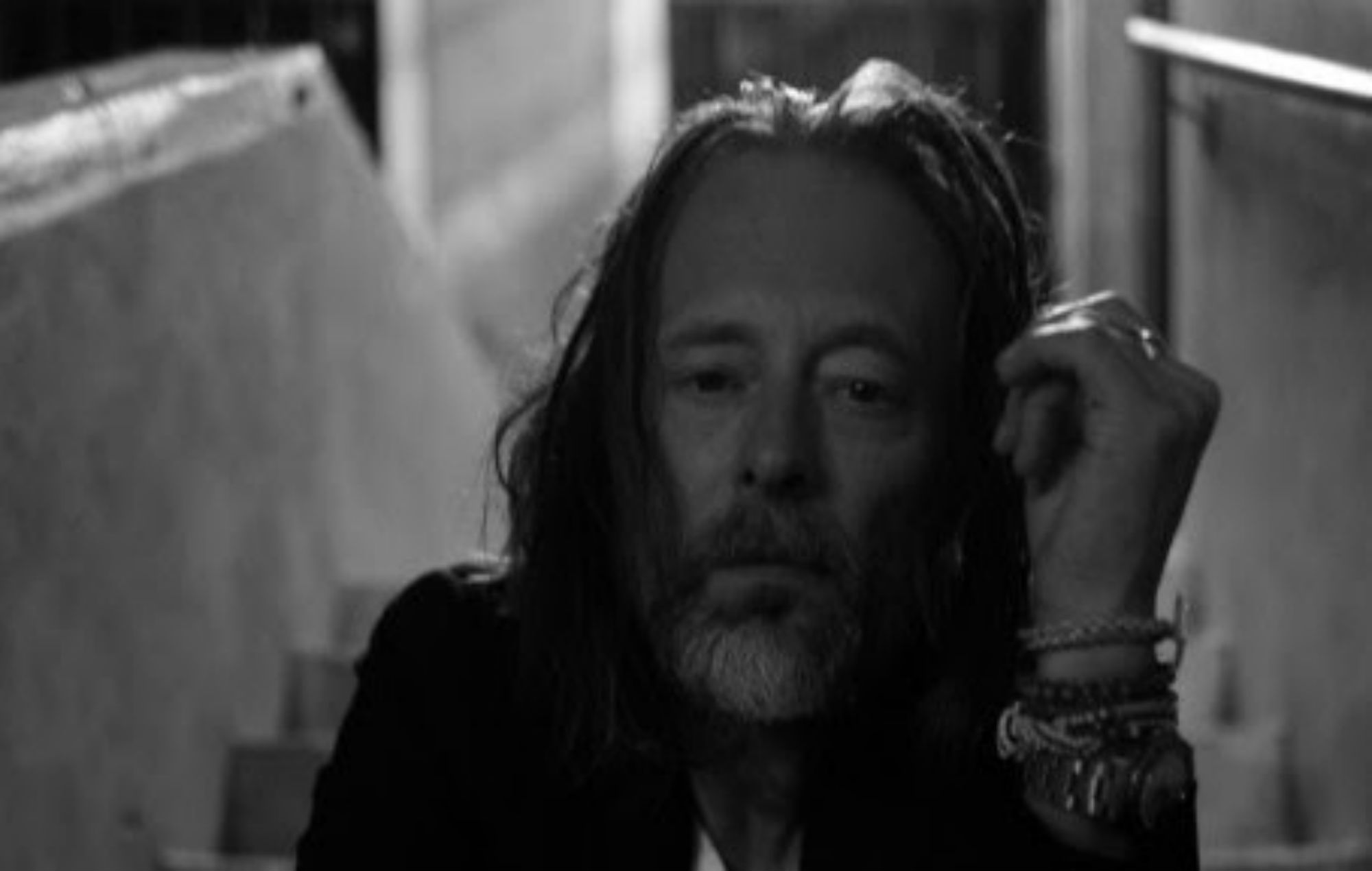 thom yorke reveals haunting new offering has ended from