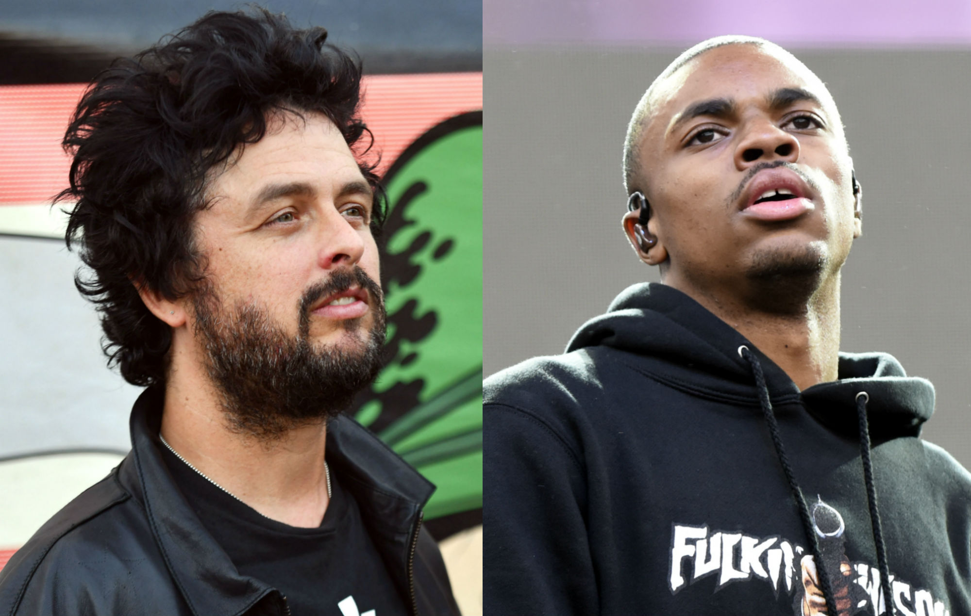 Billie Joe Armstrong hails Vince Staples for 'Dookie