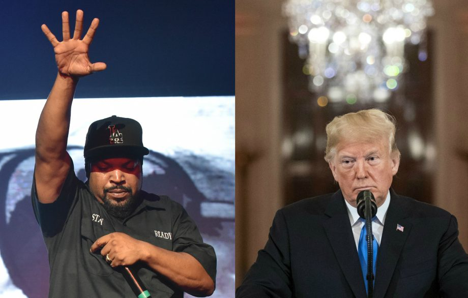 Listen to Ice Cube attack Donald Trump in new song 'Arrest the President'