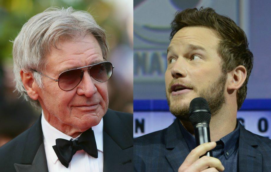 02f337a015e2 Harrison Ford shuts down prospect of Chris Pratt joining Indiana Jones 5