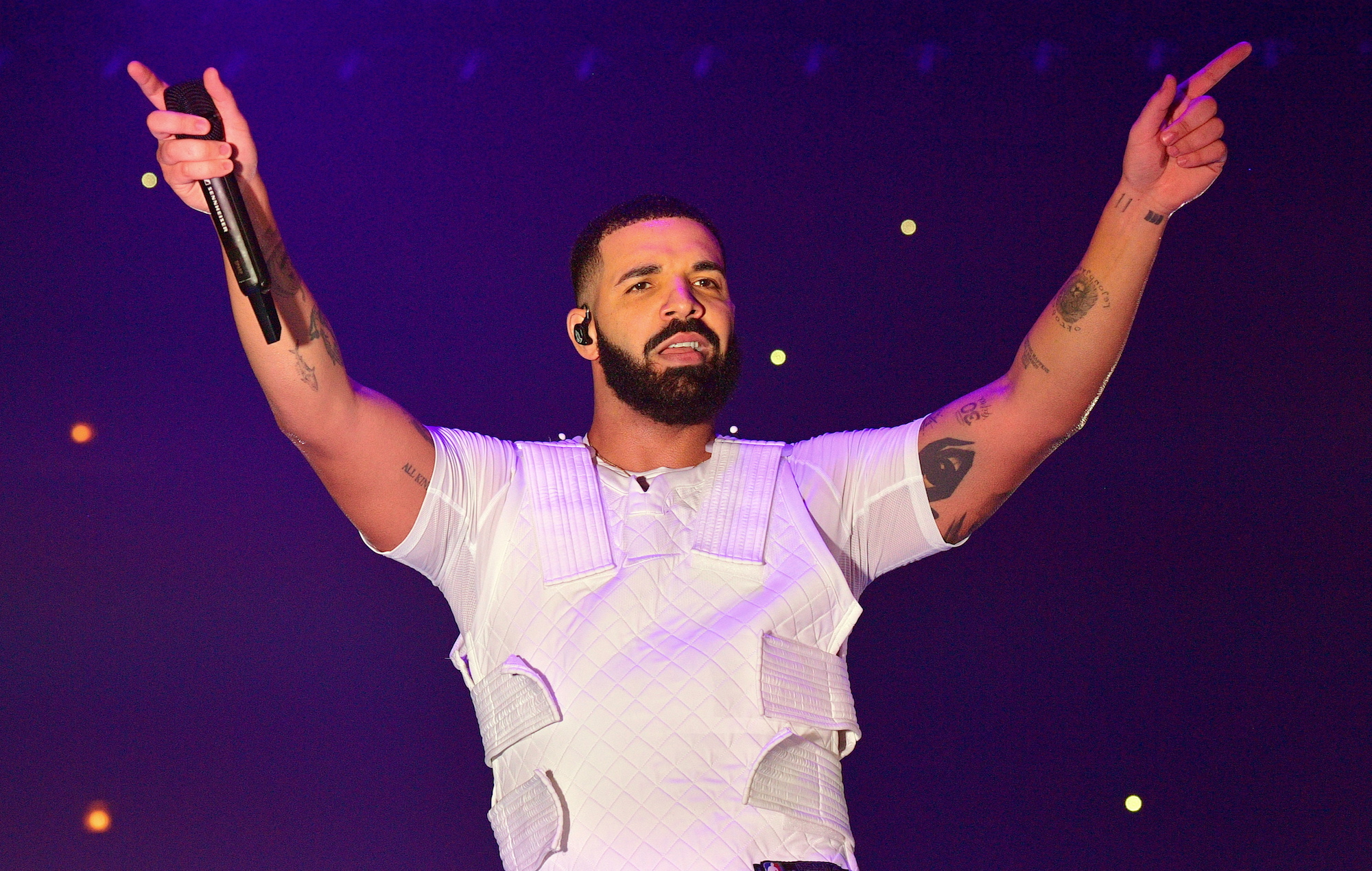 Drake teases 'More Life Growth Co.' with free flowers in Toronto