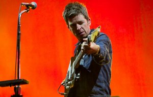 Watch The Psychedelic Lyric Video For 'alone On The Rope', The Latest Track From Noel Gallagher's High Flying Birds