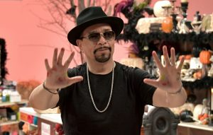 New York City Cop Actor Ice-t Baffles Twitter After Admitting He's Never Tried A Bagel Or Coffee