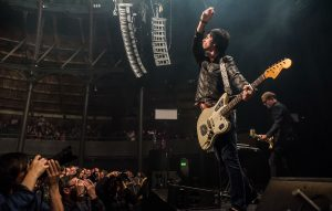 Johnny Marr And The The's Matt Johnson Perform On Stage For First Time In 25 Years In London