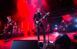 Interpol Kick Off European Tour With Majestic Royal Albert Hall Show