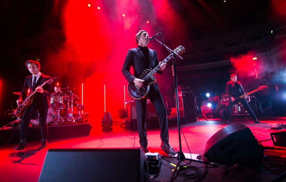 Interpol announce UK shows in the run-up to Glastonbury 2019