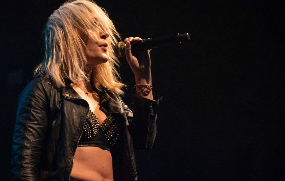Metric live: leather-clad Canadians are still DIY and still vital at London