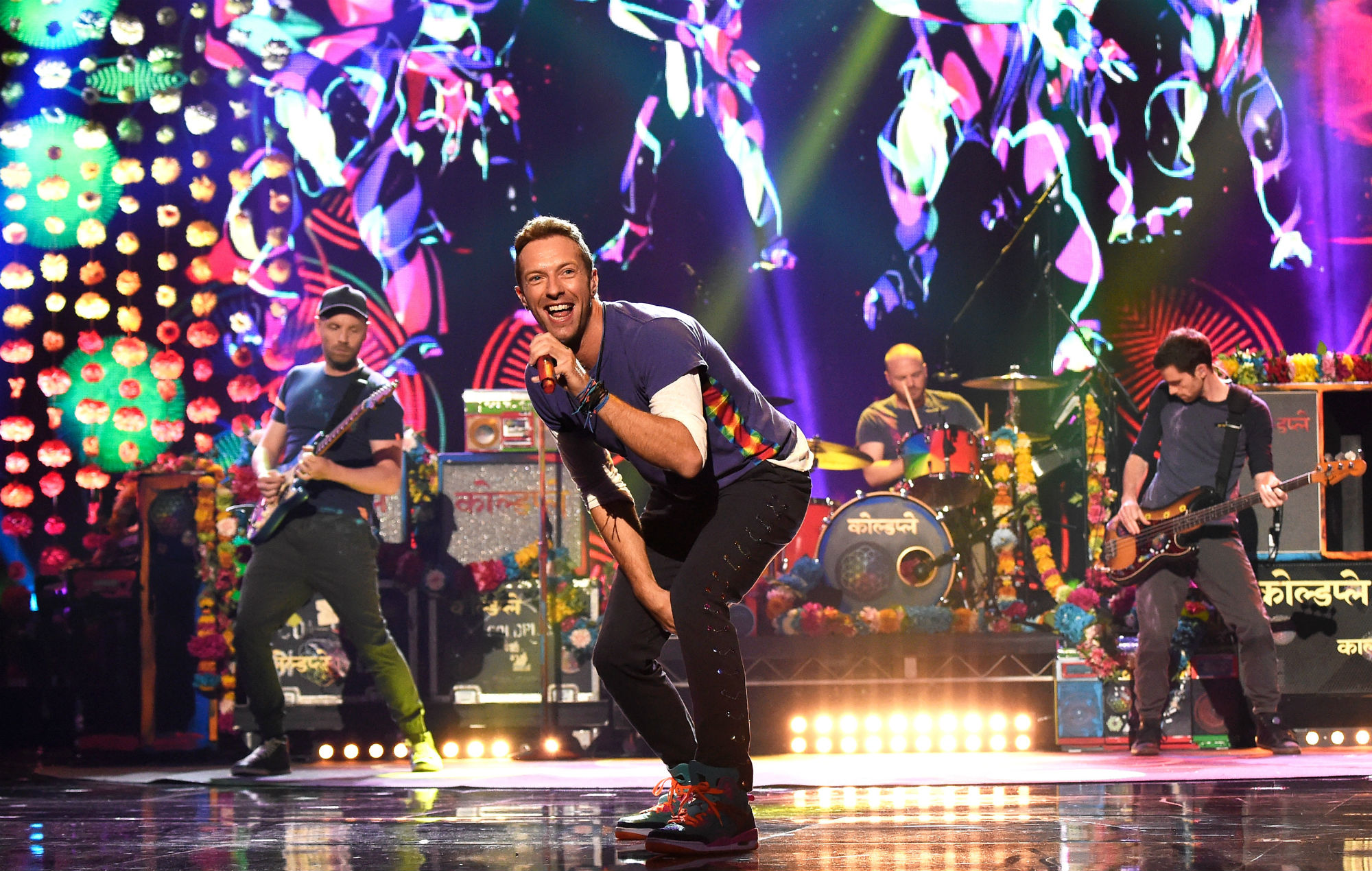 Coldplay To Return Next Year To Work On A Surprising New