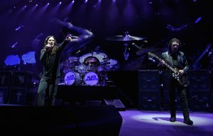 Black Sabbath Set To Be Honoured By Hometown Of Birmingham With 'metal Bench'