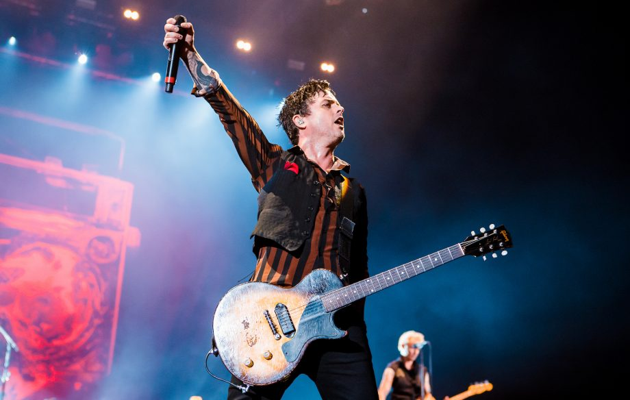 Billie Joe Armstrong confirms Green Day are working on new music