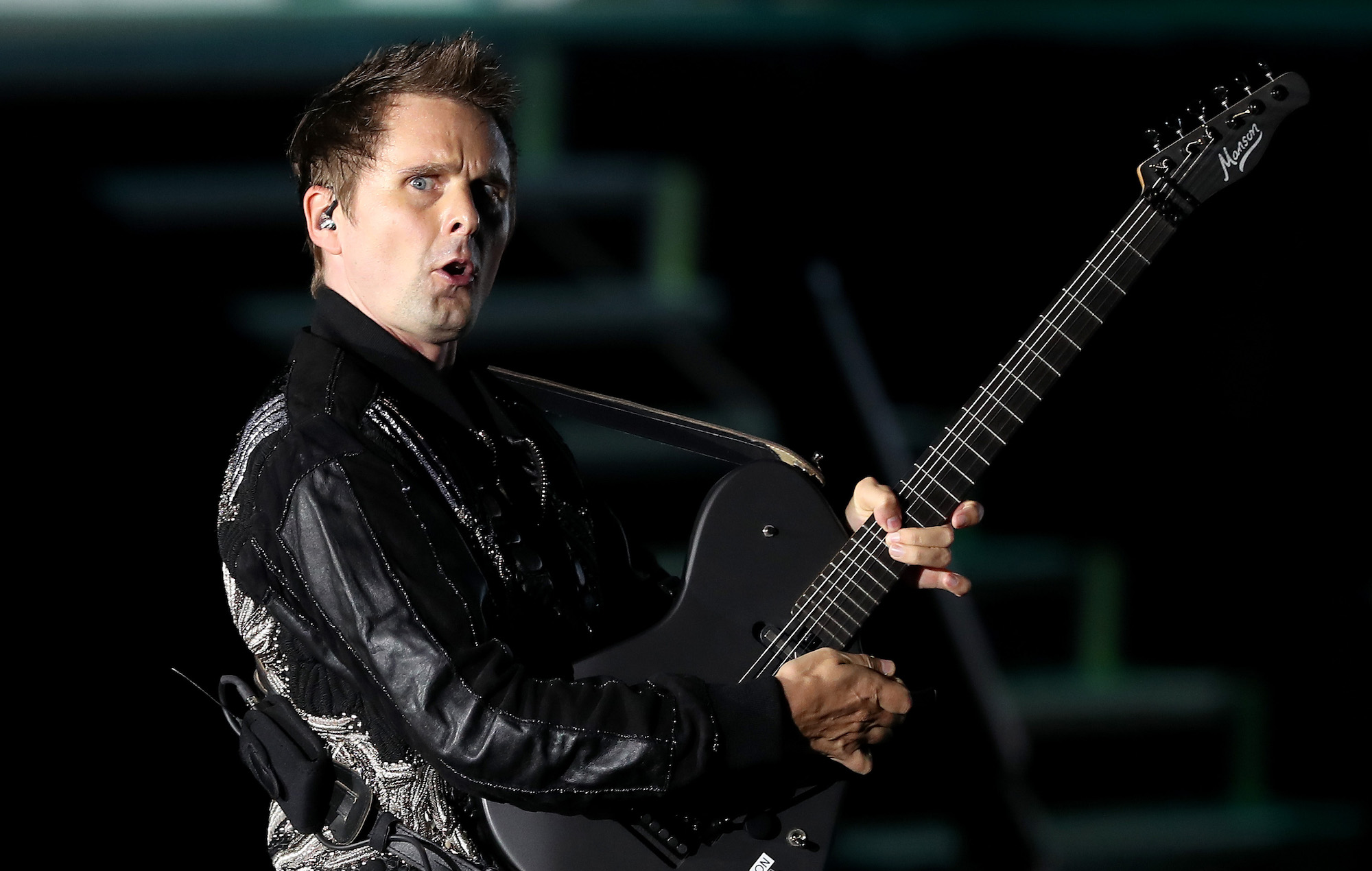 Muses Matt Bellamy says hes fundamentally against party